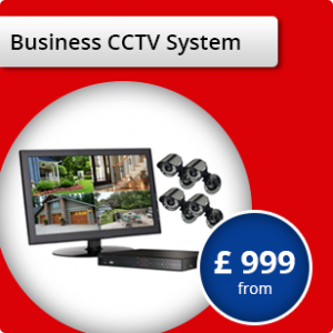 Business CCTV Systems from £999