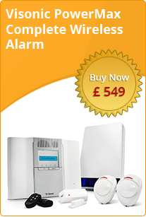 Visonic PowerMax Complete Wireless Alarm System