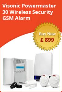 Visonic Powermaster Alarm Package