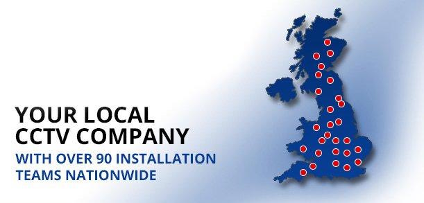 Local CCTV installation company
