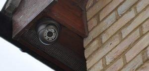 2.2 megapixel HD dome camera home installation