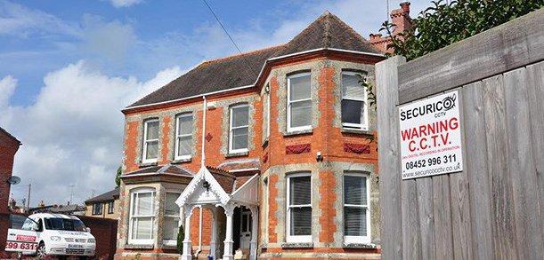 Residential CCTV Installation