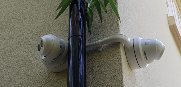 Covering all angles 4K CCTV for domestic property
