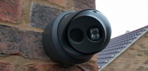 8MP 4K Hikvision Turret Camera