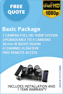 basic cctv system for home free quote